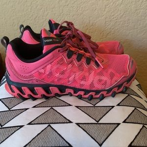 Adidas Pink Running Course size 8